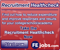 Recruitment Healthcheck