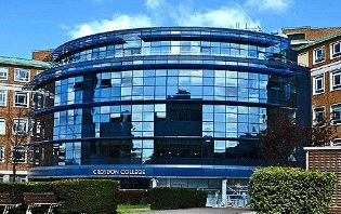 "Welcome to the Croydon College <span class=""darkGrey"">Career Site</span>"