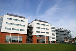 "Welcome to the South Leicestershire College <span class=""darkGrey"">Career Site</span>"