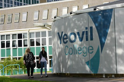 "Welcome to the Yeovil College <span class=""darkGrey"">Career Site</span>"