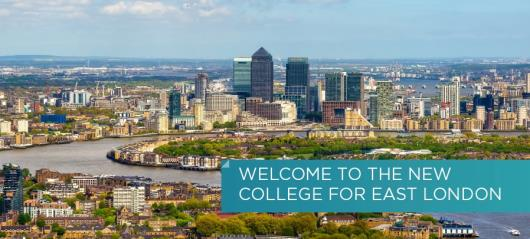 "Welcome to the New City College, London <span class=""darkGrey"">Career Site</span>"